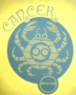 cancer poster zodiac astrology