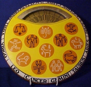 zodiac scale