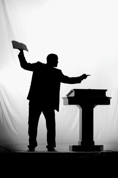 The Difference Between Preaching and Sharing